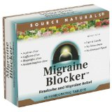 Source Naturals Homeopathic Migraine Blocker - What Therapy Singapore