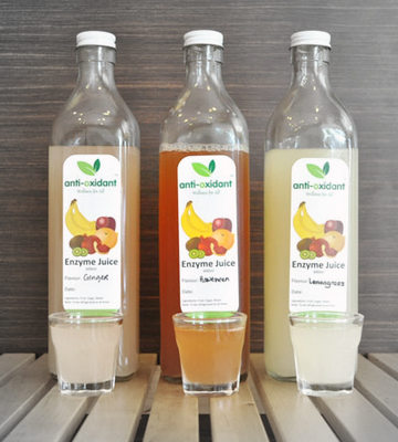 Fruit Enzyme Juice The Antioxidant Centre - What Therapy