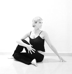 Spinal Twist Detox Yoga - What Therapy
