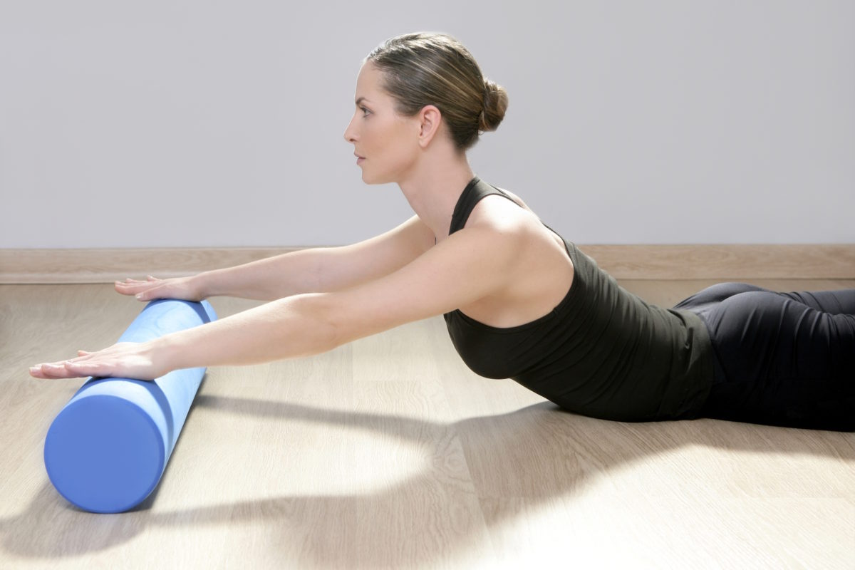 Foam Roller – Your 24/7 Massage Therapist