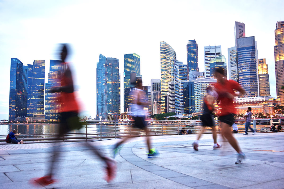 Top 5 Tips for Health + Wellness Living in Singapore