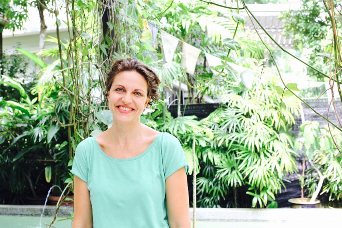 Nicole Gilg-Geymayer Grinberg Method Practitioner