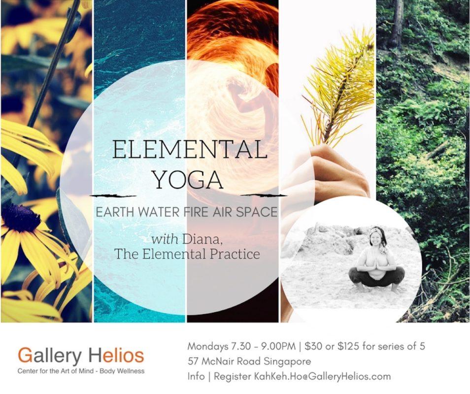 Elemental Yoga Series
