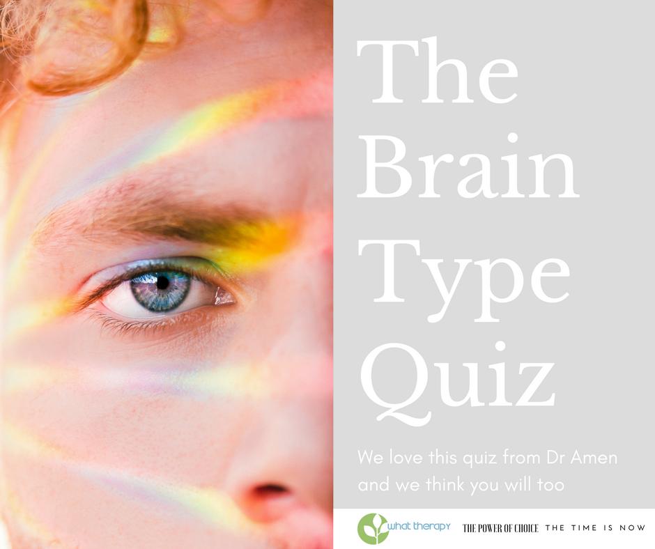 The Brain Type Quiz