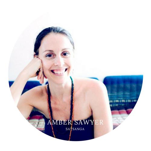 Amber Sawyer Satsanga Embodied Movement Embodied Elementals