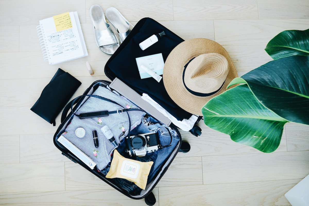 The Ultimate Packing List for a Healthy Trip