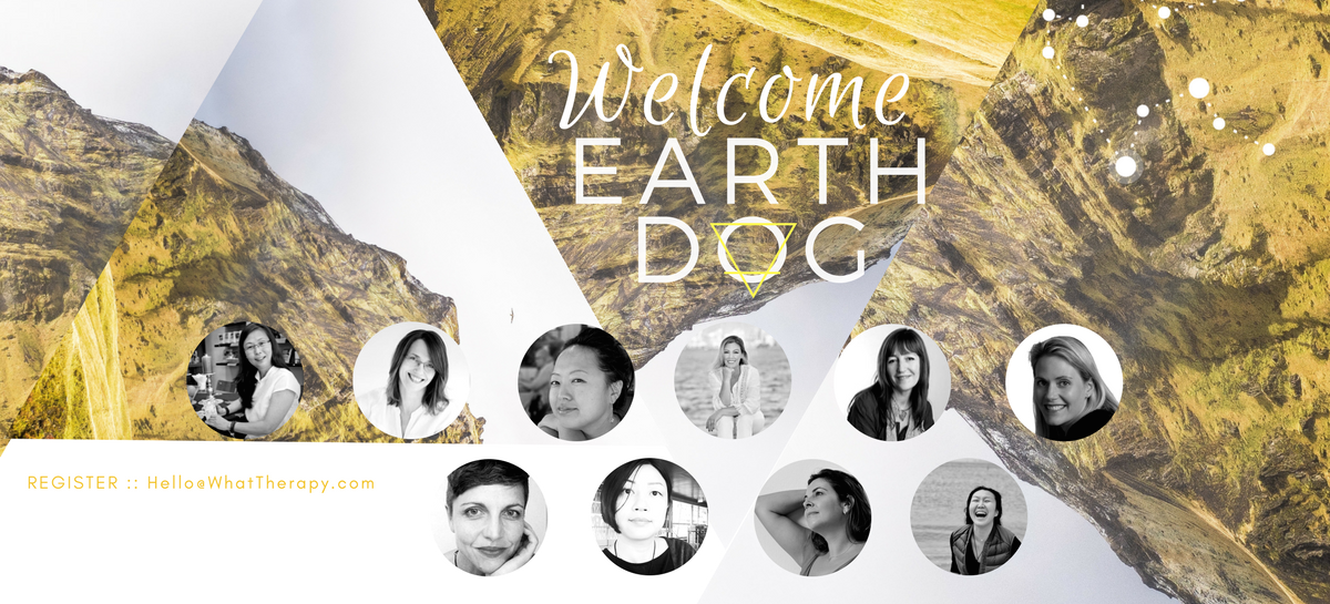 Welcome Earth Dog