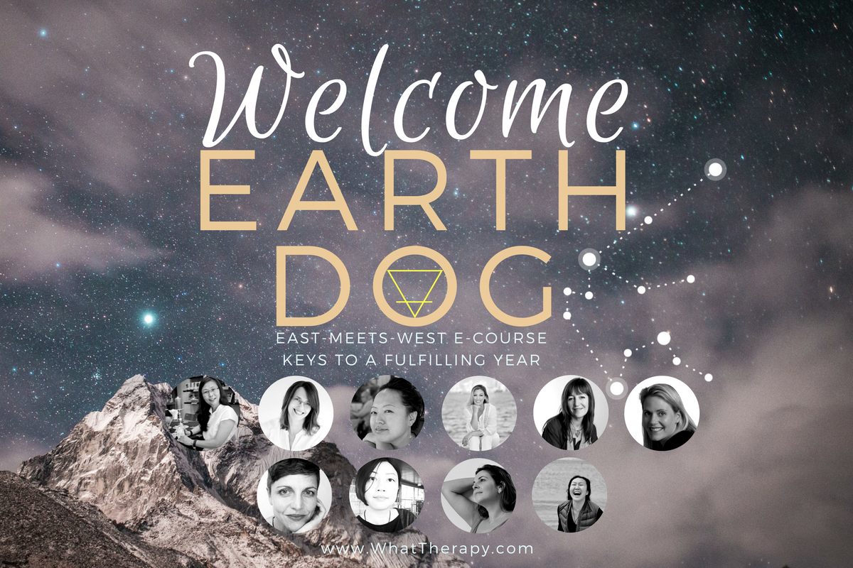 Welcome Earth Dog