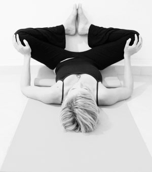 Legs against the Wall Detox Yoga - What Therapy