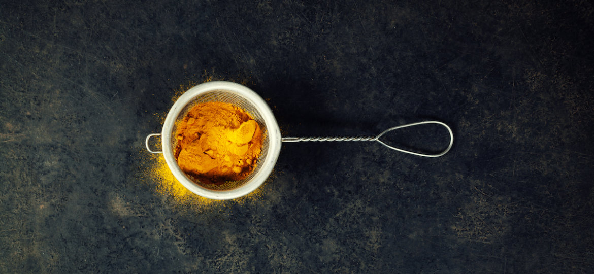 Five Spices Tumeric Powder