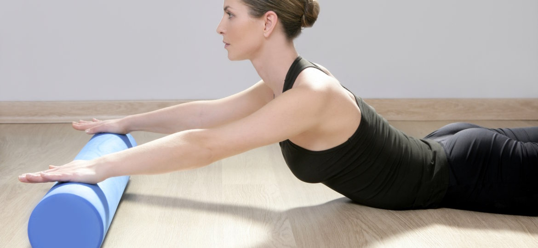 Foam Roller 24/7 Massage Therapist detox and de-stress