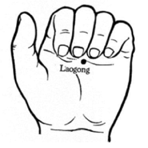 Lao Gong Acupoint Self Massage for Immunity