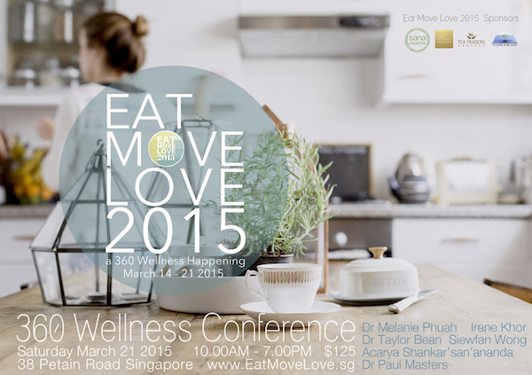 360 Wellness Conference Eat Move Love 2015