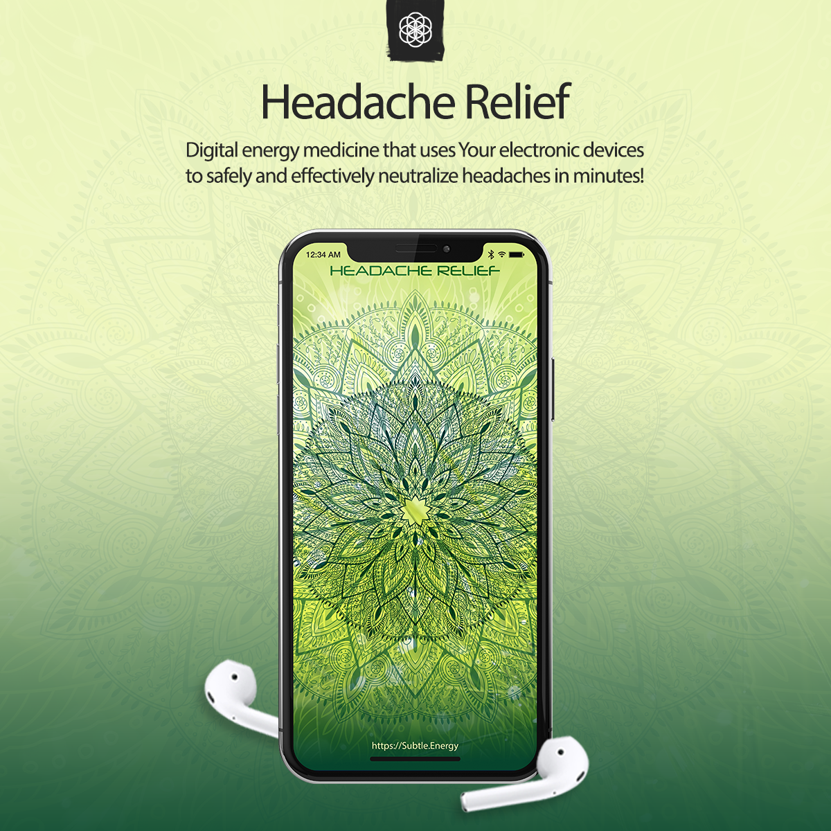 Headache Relief Subtle Energy