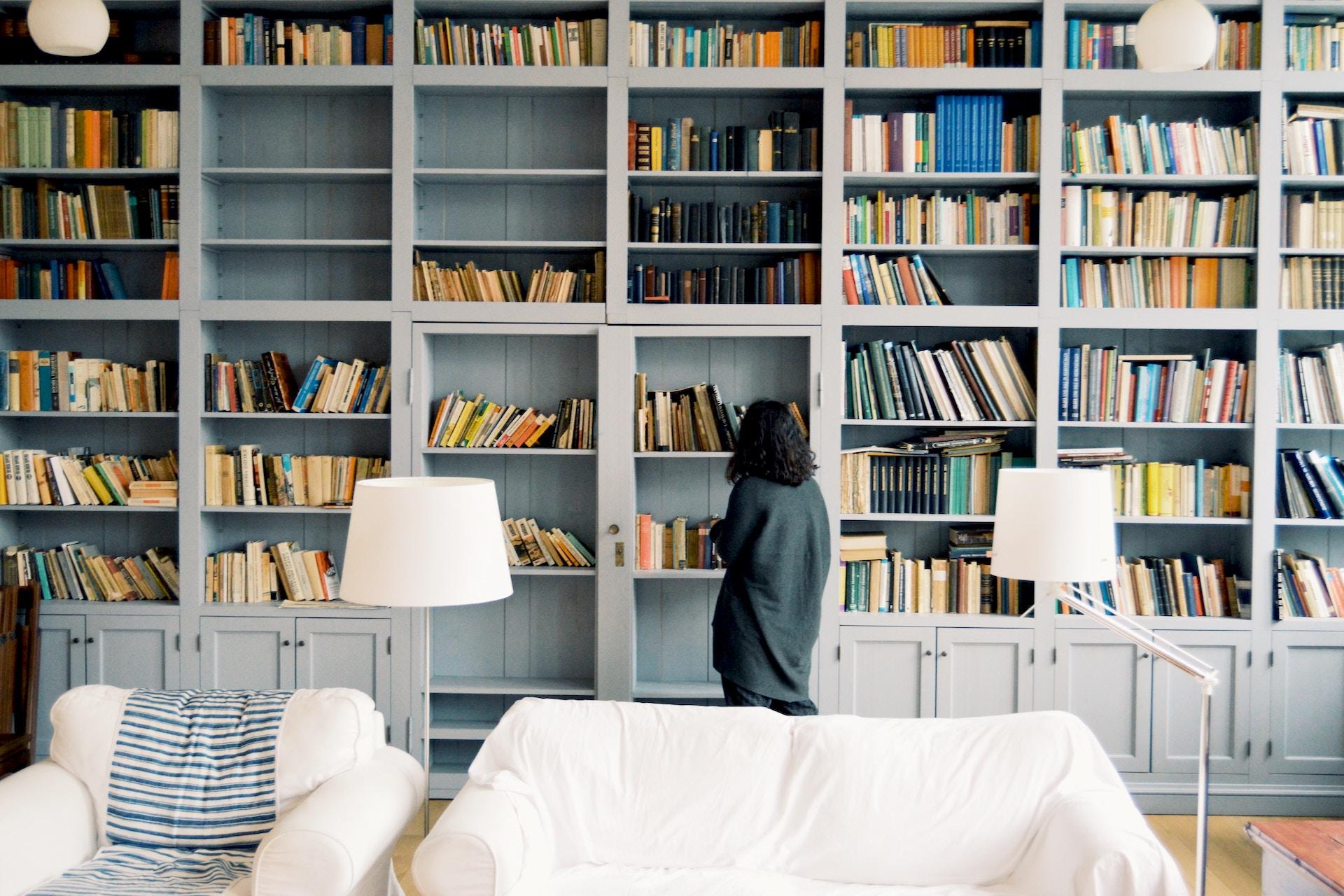 why we should be reading less photo by radu-marcusu