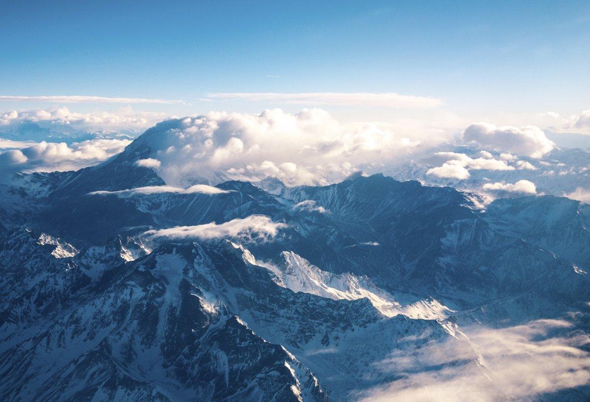 Andean mountains stock photo by Nicholas Prieto