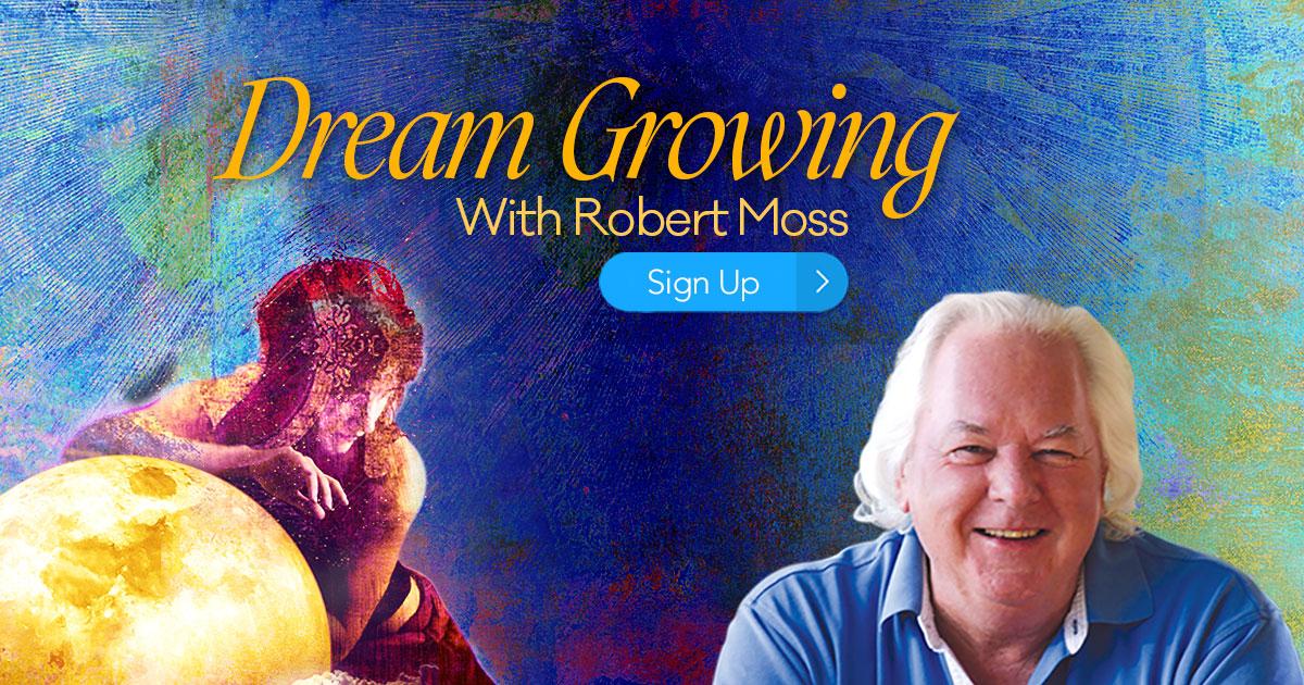 Dream Growing with Robert Moss