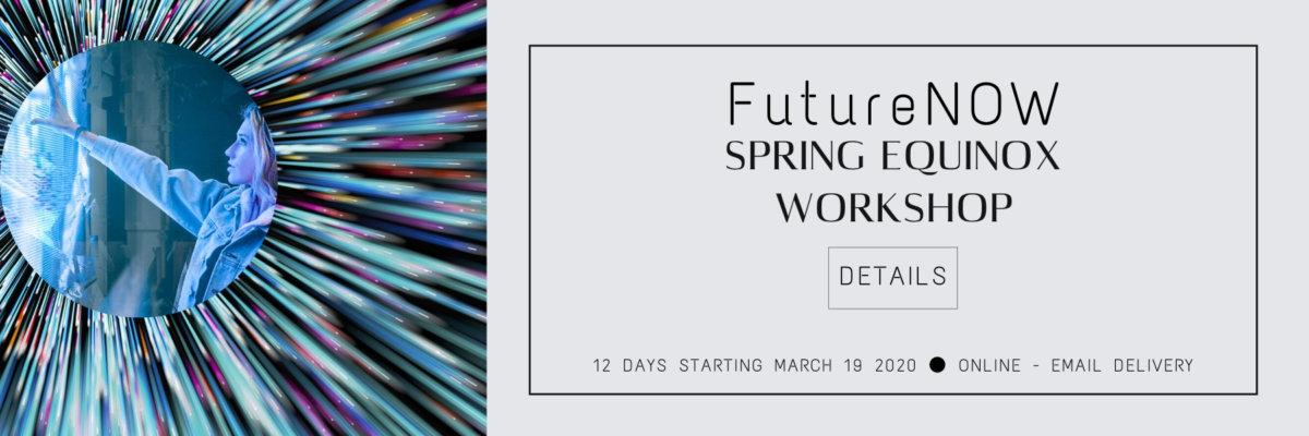 FutureNOW 2020 Workshop